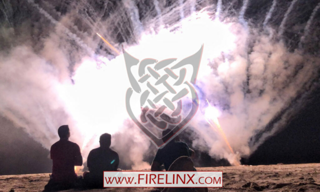 Florida Pyrotechnic Arts Guild 3rd Annual show - Firelinx