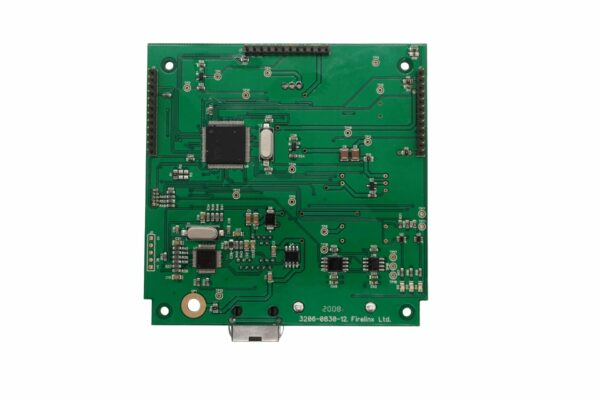 Firelinx Firing Systems- Open Pyro Network PCB - back side
