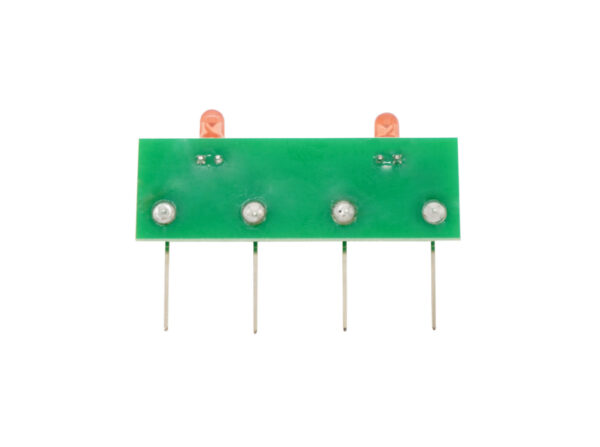 Firelinx Firing Systems- LED Test light - back of PCB